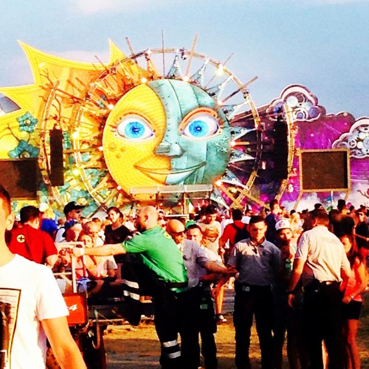 Dreamville Stage